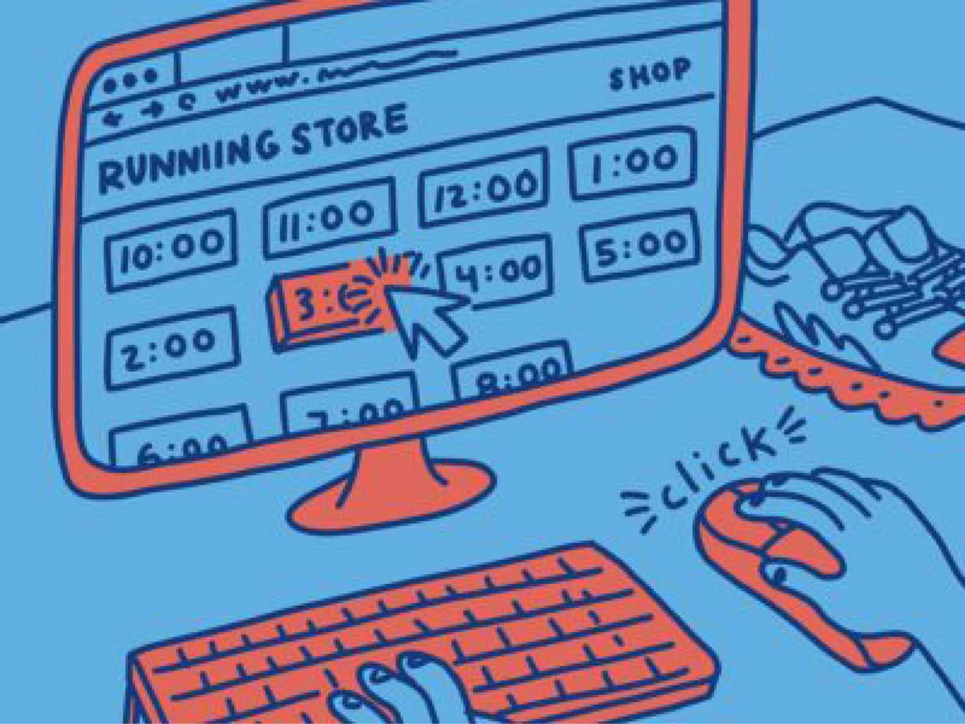 running supplies near me